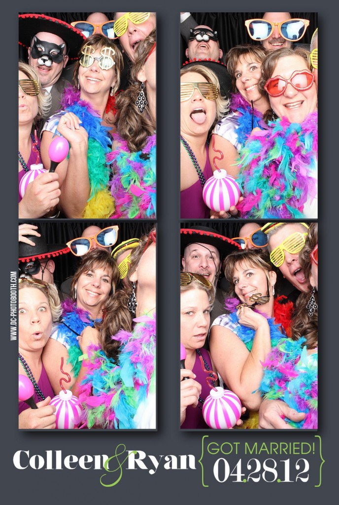 DC Photobooth - Colleen and Ryan Wedding 4-28