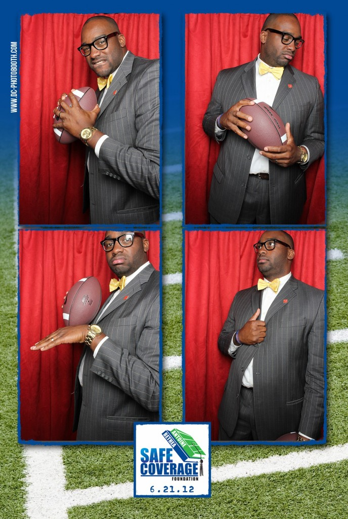 DC Photobooth at Fundraiser for Antoine Bethea Safe Coverage Foundation